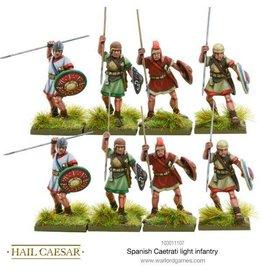 Warlord Games Spanish Caetrati Light Infantry