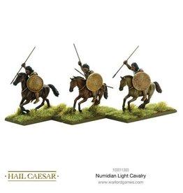 Warlord Games Numidian Light Cavalry