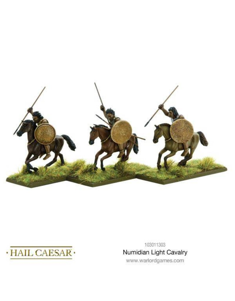 Warlord Games Early Imperial Romans Numidian Light Cavalry Box Set