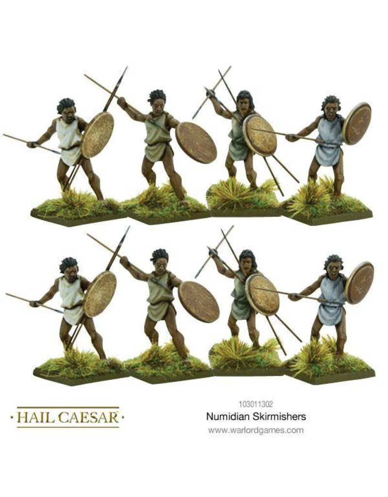 Warlord Games Early Imperial Romans Numidian Skirmishers Box Set
