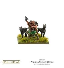 Warlord Games Ariovistus, Germanic Chieftan