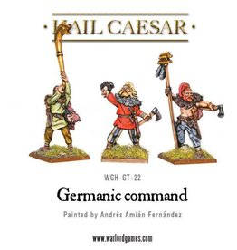 Warlord Games Germanic Command
