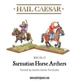 Warlord Games Sarmatian Horse Archers