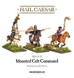 Warlord Games Mounted Celt Command