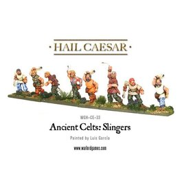 Warlord Games Ancient Celt Slingers