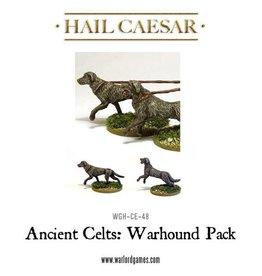 Warlord Games Ancient Celt Warhound Pack