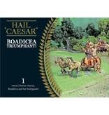 Warlord Games Enemies Of Rome Boadicea Triumphant (+chariot) Box Set