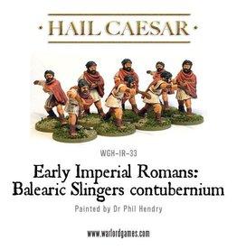 Warlord Games Balearic Slingers Contubernium