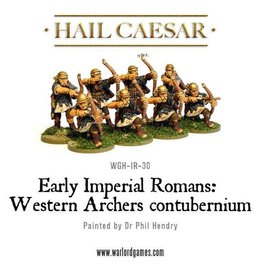 Warlord Games Imperial Roman Western Archers Contubernium