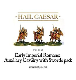 Warlord Games Imperial Roman Auxiliary Cavalry With Swords