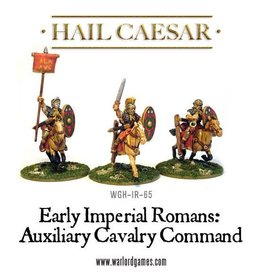 Warlord Games Imperial Roman Auxiliary Cavalry Command