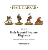 Warlord Games Early Imperial Roman Engineers Pack