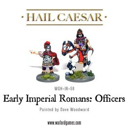 Warlord Games Imperial Roman Officers