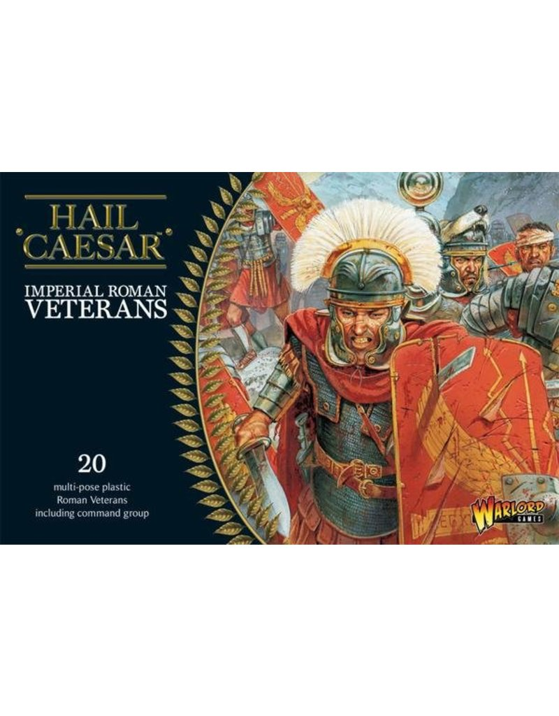 Warlord Games Early Imperial Roman Veterans Box Set