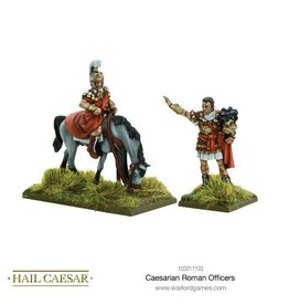 Warlord Games Caesarian Roman Officers