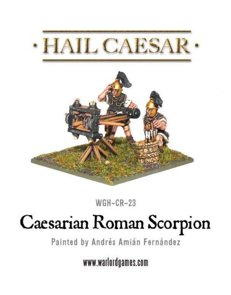Warlord Games Caesarian Roman Scorpion Pack