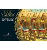 Warlord Games Aegean States Macedonian Phalangites Box Set