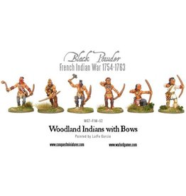 Warlord Games Woodland Indians With Bows