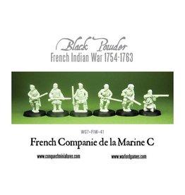 Warlord Games French Companie De La Marine C