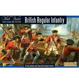 Warlord Games British Regular Infantry