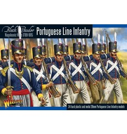 Warlord Games Portuguese Line Infantry