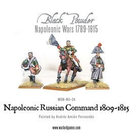 Warlord Games Russian Command (1809-1815)