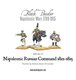 Warlord Games Russian Command (1812-1815)