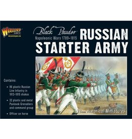 Warlord Games Russian Starter Army