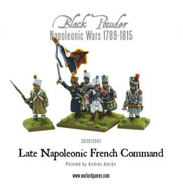 Warlord Games Napoleonic Late French Command