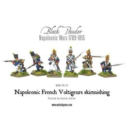 Warlord Games French Voltigeurs Skirmishing