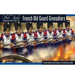 Warlord Games French Late Grenadiers Of The Guard