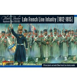 Warlord Games Late French Line Infantry (1812-1815) Revised