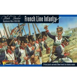 Warlord Games French Line Infantry 1807-1810