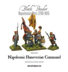 Warlord Games Napoleonic Hanoverian Command