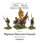 Warlord Games Napoleonic Wars 1789-1815 Napoleonic Hanoverian Command Pack