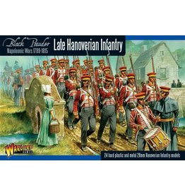 Warlord Games Hanoverian Infantry