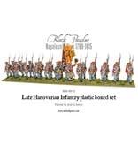 Warlord Games Napoleonic Wars 1789-1815 Hanoverian Infantry Box Set