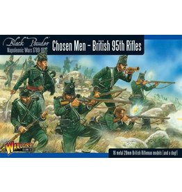 Warlord Games 95th Rifles (Chosen Men)