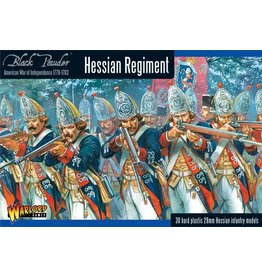 Warlord Games Hessian Regiment