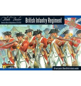 Warlord Games British Infantry Regiment