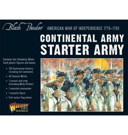 Warlord Games American Continental Army Starter Set