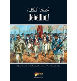 Warlord Games Rebellion! (American War Of Independence)