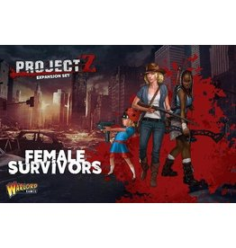 Warlord Games Female Survivors