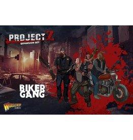 Warlord Games Motorbike Gang