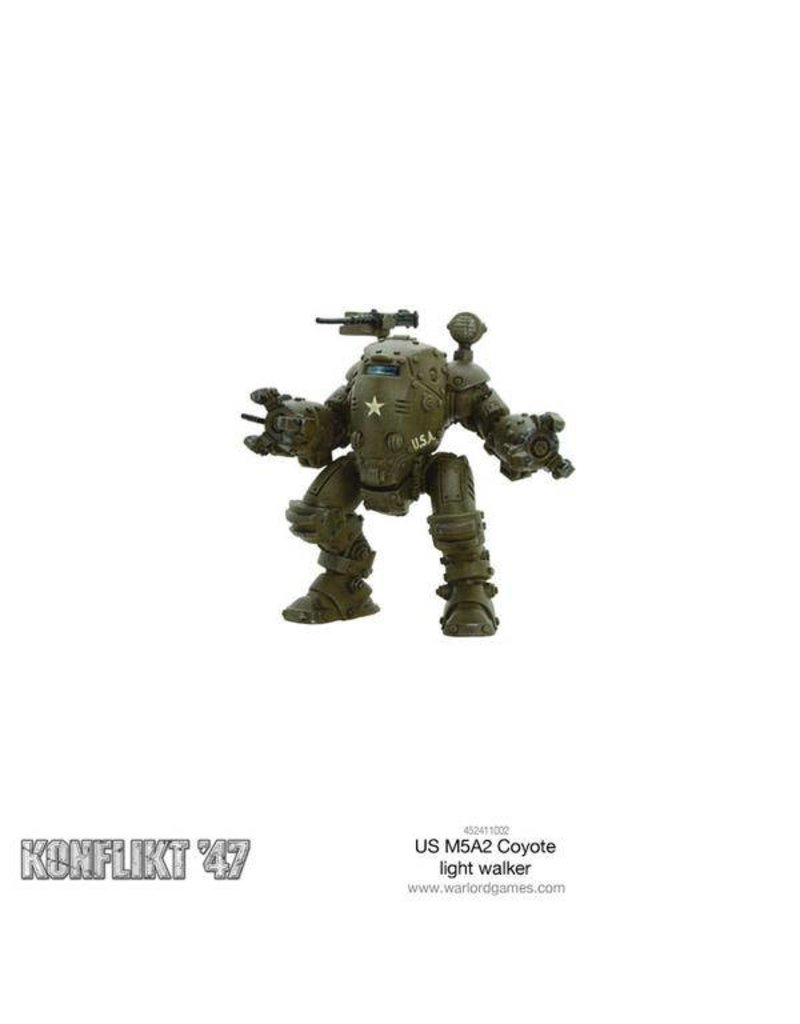 Warlord Games US Army Coyote/Guardian Light Walker