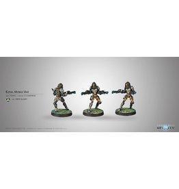 Corvus Belli Kotail Mobile Unit (Combi Rifle x2)