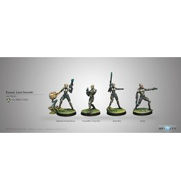 Corvus Belli Kamael Light Infantry