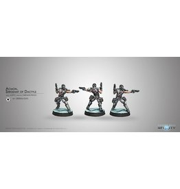 Corvus Belli Acmon,Sergeant of Dactyls (2 Breaker Pistols)