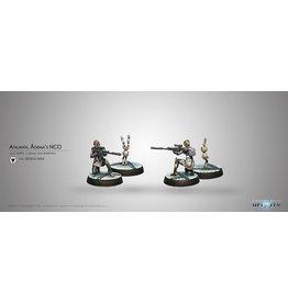 Corvus Belli Atalanta, Agema's NCO & Spotbot