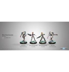 Corvus Belli Synchronized Deva Unit
